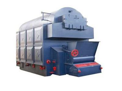 (卧式)系列燃煤蒸汽锅炉采用两回程水火管混合式结构